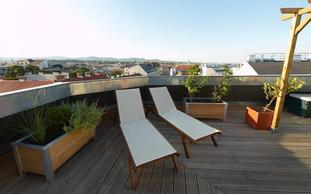 Livingdreams come true: exclusive penthouses in Vienna